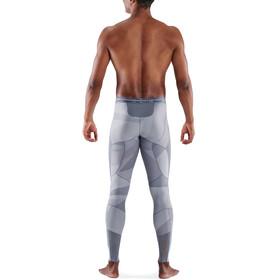 Skins Series-5 Long Tights Men, grijs
